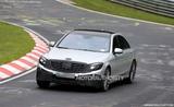 或年内发布 奔驰全新S63 AMG谍照曝光