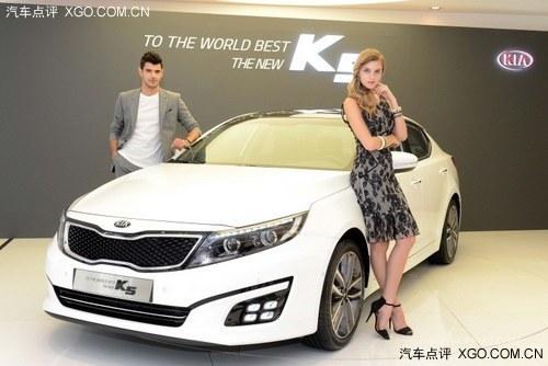 K5于韩国正式发布