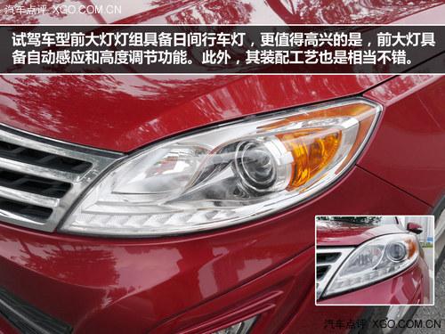 积极务实创新 试驾广汽传祺GS5 1.8T