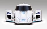 全球最快纯电动车 日产ZEOD RC赛车亮相