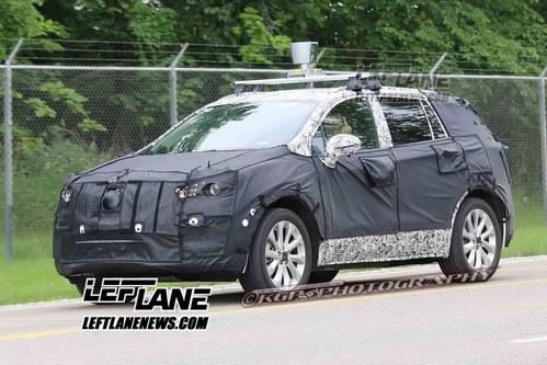 有望2014年发布 别克欲推全新SUV车型