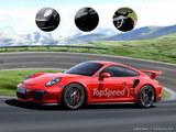 于明年初发布 保时捷全新911 GT2渲染图
