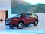 将搭增压发动机 Jeep将推自由光SRT版