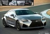 或年底发布 雷克萨斯IS F Coupe效果图