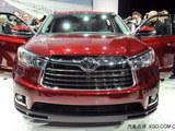 动力将调整 丰田全新汉兰达2015年引入