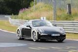 或为新款GTS?保时捷911新车谍照曝光