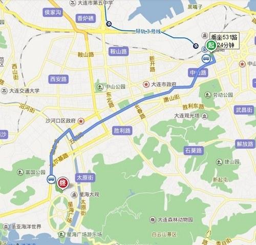 23(外国语学院-理工大学东门),27(港湾桥-国际网球中心),28(小平岛