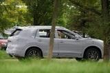 或2014年初亮相 日产全新SUV谍照曝光