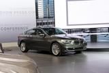 2013成都车展探馆 宝马新5系GT抵达展台