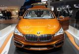 或将明年量产 宝马1系GT概念车正式发布