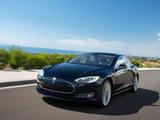 """""""我""""代表未来 海外试驾特斯拉Model S"""
