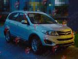 T21定名瑞虎5/年底上市 奇瑞新SUV谍照