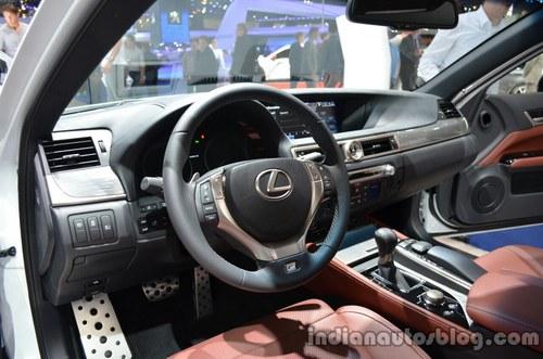 2013法兰克福车展 雷克萨斯GS300h亮相