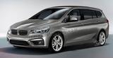 2015年推出 宝马7座MPV量产车效果图