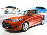 于11月上市 丰田全新威驰预售价公布