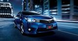 搭载1.8L引擎 欧版卡罗拉Altis台湾上市