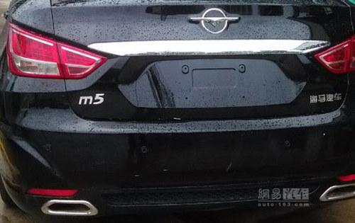 海马汽车m5运动版图片 海马m5汽车质量大揭秘,海马汽车m5高清图片