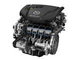 超低压缩比 马自达发布全新柴油发动机
