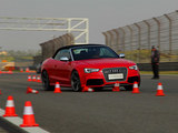 寻找驾驶乐趣 上赛道体验奥迪RS5与R8