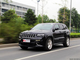 个性与极致 试驾Jeep新款大切诺基SRT8