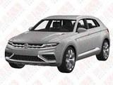 或2015年国产 大众全新SUV专利图曝光