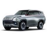 亮相东京车展 三菱公布三款战略概念车