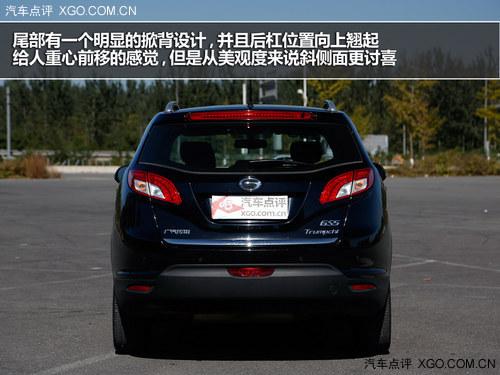 自家车 欧洲味 试驾广汽传祺GS5 1.8T
