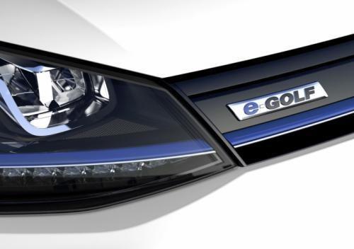 洛杉矶车展亮相 全新e-Golf效果图曝光
