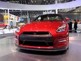 2013广州车展 日产2015款GT-R正式亮相
