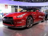 2013广州车展 日产2015款GT-R售158万起