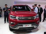 2013广州车展 长安CS75紧凑型SUV首发
