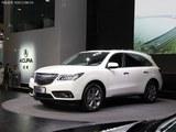 2013广州车展 讴歌全新MDX正式上市销售
