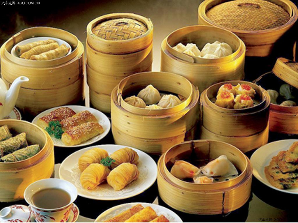 车展茶馆看看广州美食上的那些车展图12food嘴中华美食频道大图片