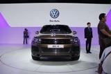 2013广州车展 大众途锐V8版正式上市