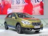 2013广州车展 长安铃木S-CROSS锋驭发布