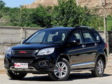售12.68万起 哈弗H6升级版2.0T车型上市
