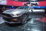 美式肌肉车 福特全新野马敞篷版亮相