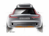 或北美车展亮相 沃尔沃XC Coupe新车型