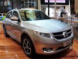 售7.98万元起 众泰T600中级SUV正式上市