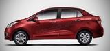 明年发布 全新现代i10三厢轿车效果图