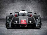 明年勒芒参赛 奥迪R18配备激光头灯组