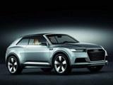 SQ2/SQ4/Q9等 奥迪申请多款车型专利