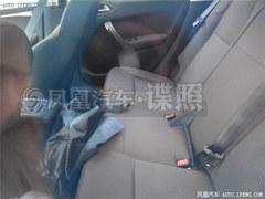 2014北京车展上市 标致2008无伪装谍照