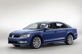 油耗仅5.6升 大众帕萨特蓝驱概念车发布