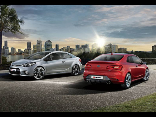 新增1.6T车型 起亚新速迈2月份在华发售