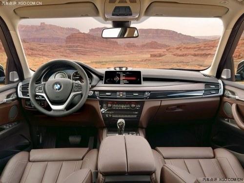 新增柴油机型 宝马全新X5将2月19日上市