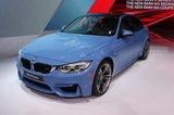 2014北美车展 宝马全新M3车型正式发布