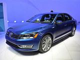 2014北美车展 Passat BlueMotion发布