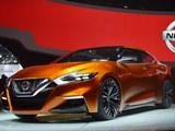 2014北美车展 日产Sport Sedan公开发布