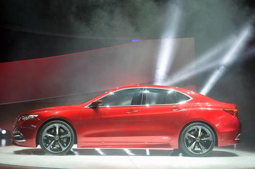 2014北美车展 讴歌TLX概念车正式亮相